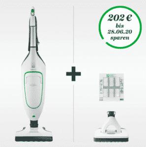 Handstaubsauger+Saugwischer+Automatik-Elektrobürste
